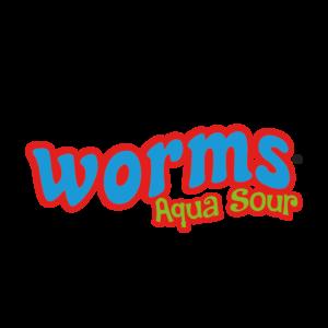 worms aqua sour